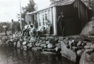 Sjöstugan på 30-talet